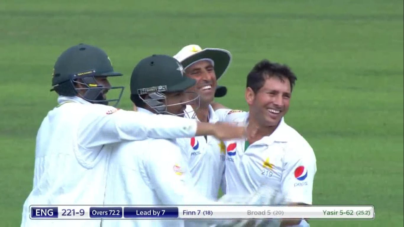 England v Pakistan 4th Test Day 4 Full Highlights HD 14 August, 2016