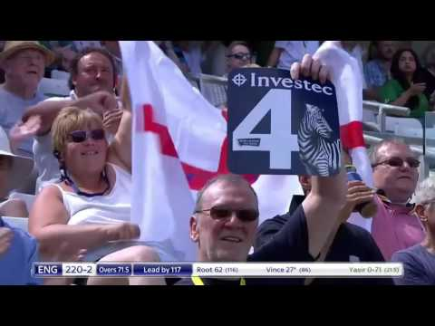 England vs Pakistan 3rd Test 2016 Day 4 Full Highlights